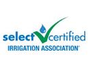 Select Certified Irrigation Association Seal