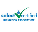 Select Certified Irrigation Association Seal
