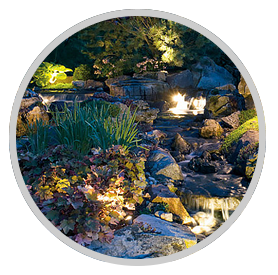 Lighting Landscaping Services