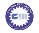 CM Certified SRW Installer Seal
