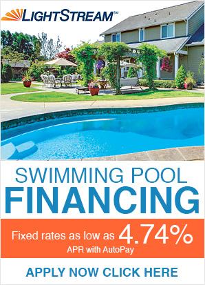 Superb Swimming Pool Financing